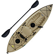 Lifetime Muskie 100 Angler Kayak with Paddle
