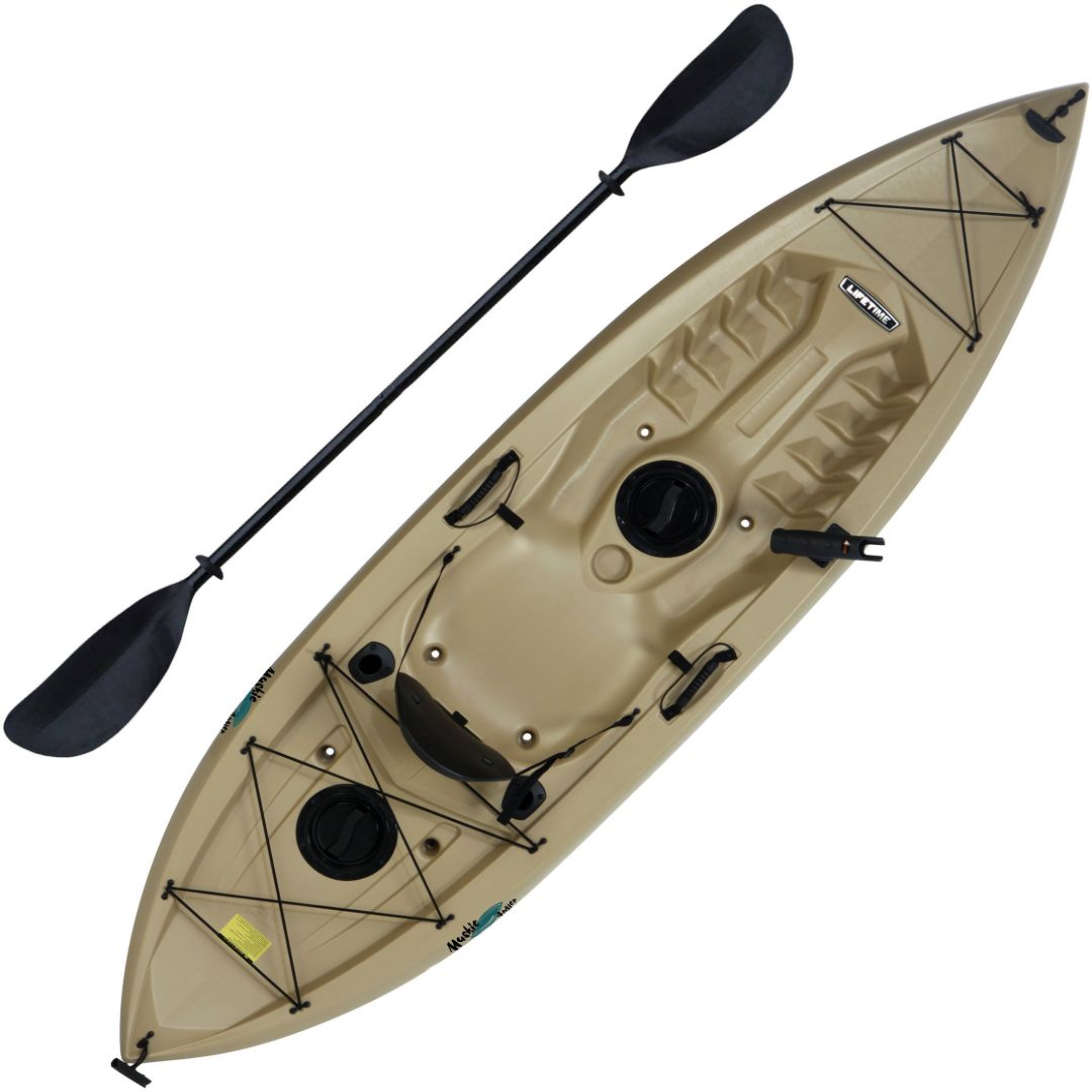 Image result for Lifetime Muskie Angler Sit-On Kayak