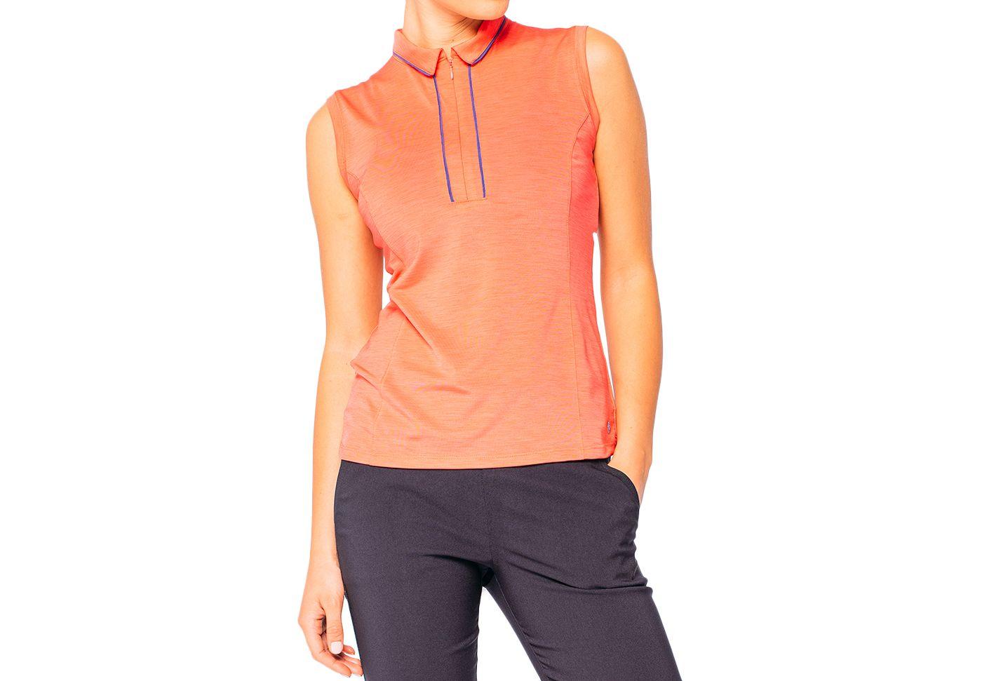 LIJA Women's Revel Sleeveless Polo