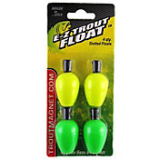 Leland's Trout Magnet E-Z Trout Float - 4 Pack