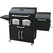Landmann Bravo Premium Grill with Offset Smoker