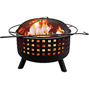 "Landmann City Lights Memphis 29.5"" Black Fire Pit"