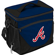 Atlanta Braves 24-Can Cooler