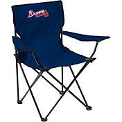 Atlanta Braves Team-Colored Canvas Chair