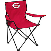 Cincinnati Reds Team-Colored Canvas Chair