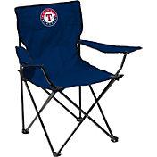 Texas Rangers Team-Colored Canvas Chair