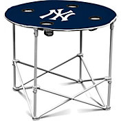 New York Yankees Portable Round Table