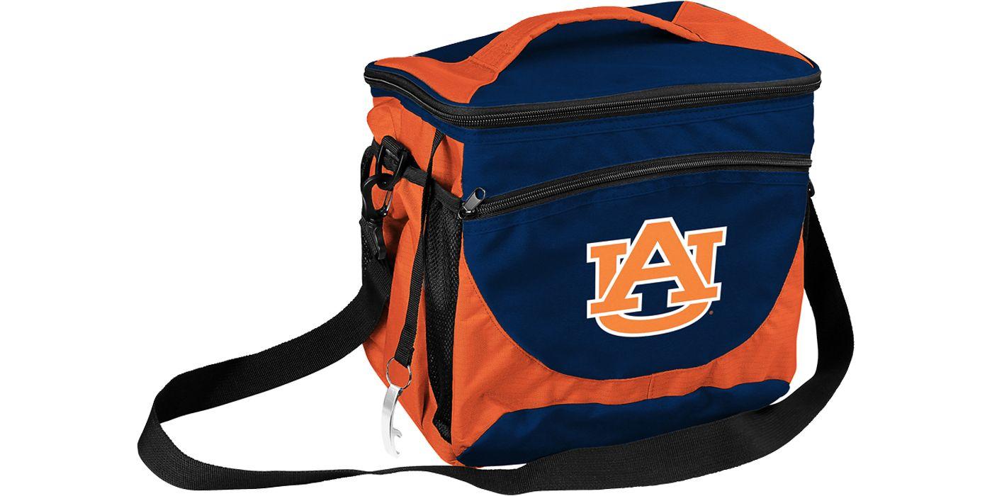 Auburn Tigers 24 Can Cooler