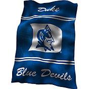 Duke Blue Devils Raschel Throw Blanket