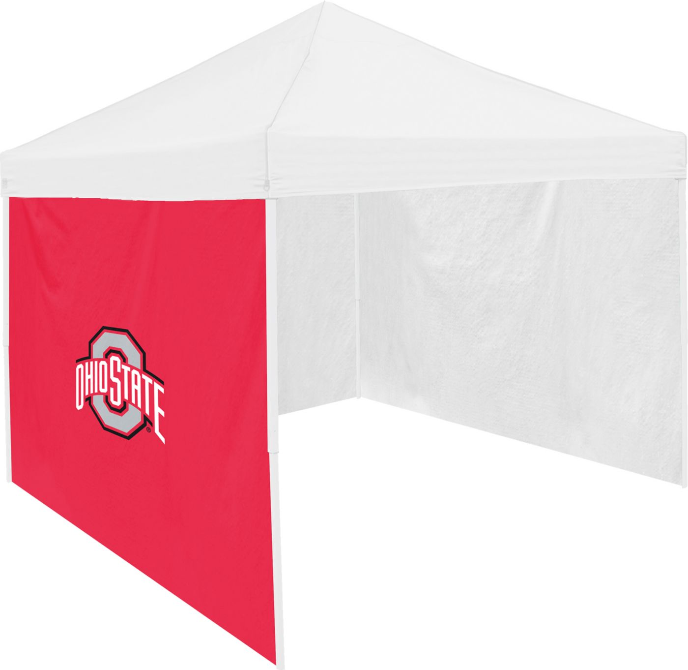 Ohio State Buckeyes Tent Side Panel