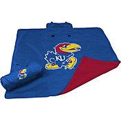 Kansas Jayhawks All Weather Blanket