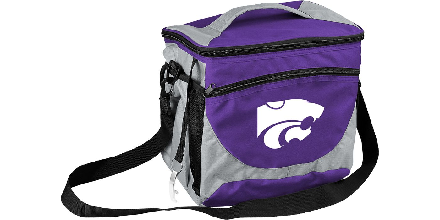 Kansas State Wildcats 24 Can Cooler