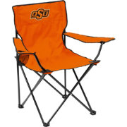 Oklahoma State Cowboys Team-Colored Canvas Chair