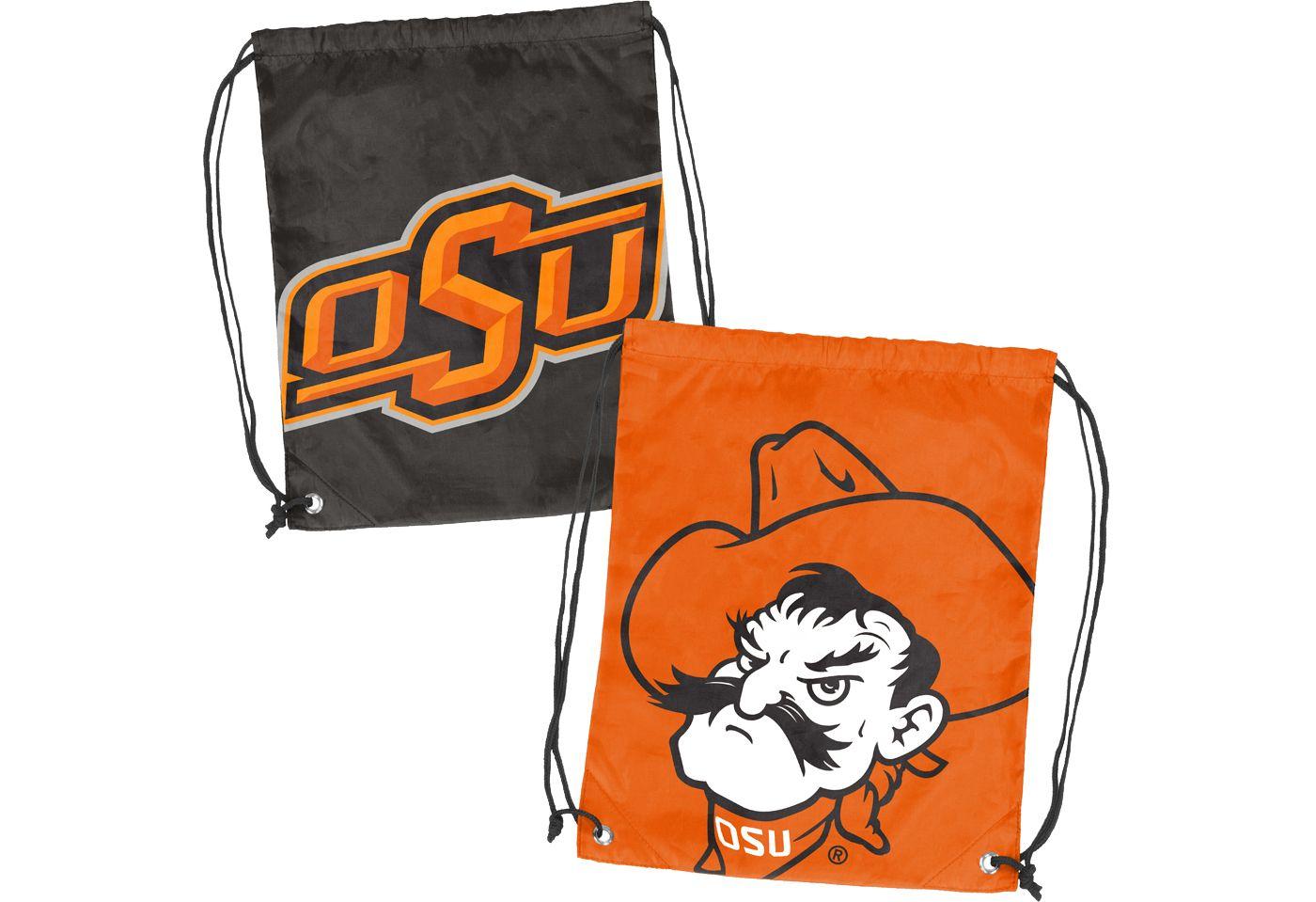 Oklahoma State Cowboys Doubleheader Backsack