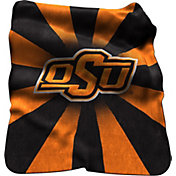 Oklahoma State Cowboys Sherpa Throw Blanket
