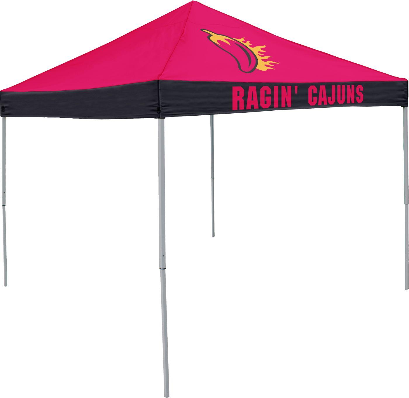 Louisiana Lafayette Ragin' Cajuns Economy Tent