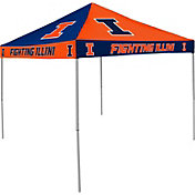 Illinois Fighting Illini Checkerboard Tent
