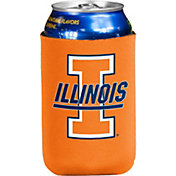 Illinois Fighting Illini Flat Koozie