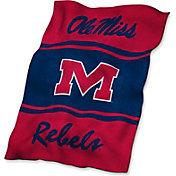 Ole Miss Rebels Ultra Soft Blanket