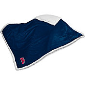Ole Miss Rebels Sherpa Throw