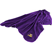 LSU Tigers Huddle Throw