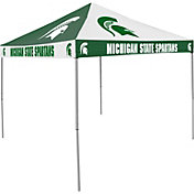 Michigan State Spartans Checkerboard Tent