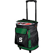 Logo Michigan State Spartans Rolling Cooler