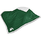 Michigan State Spartans Sherpa Throw
