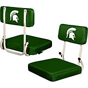 Michigan State Spartans Hard Back Stadium Seat