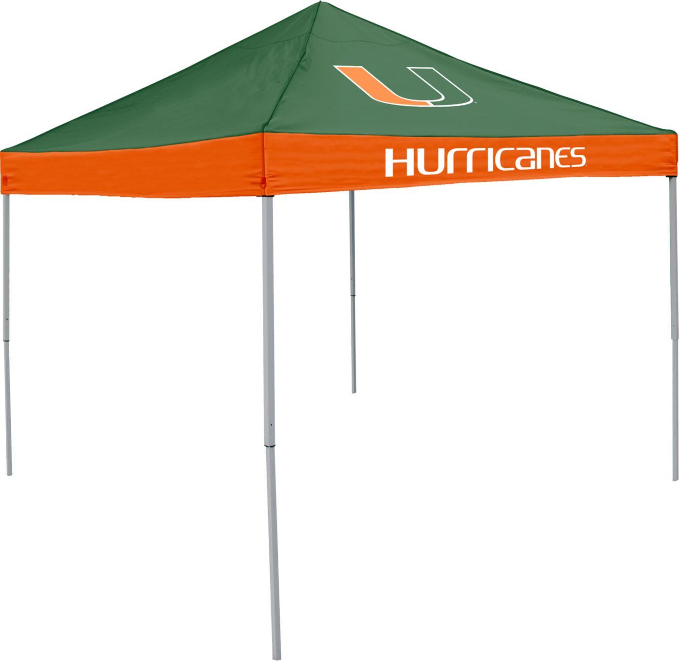 Miami Hurricanes Economy Tent