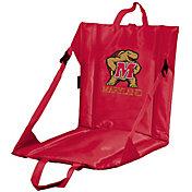 Logo Maryland Terrapins Stadium Seat