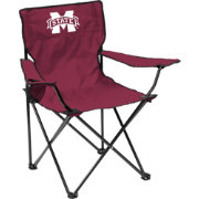 Mississippi State Bulldogs Team-Colored Canvas Chair
