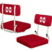 Nebraska Cornhuskers Hard Back Stadium Seat