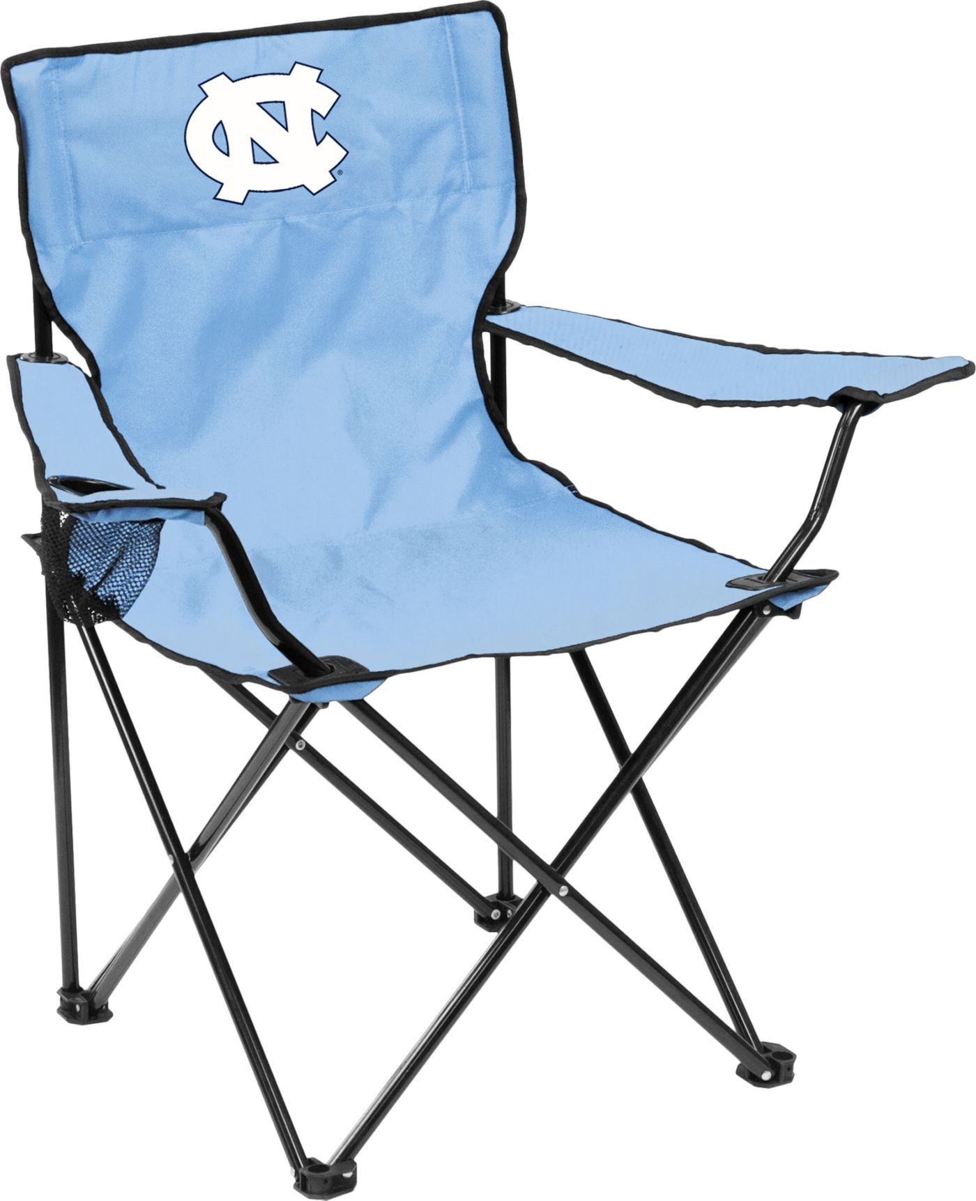 North Carolina Tar Heels Team-Colored Canvas Chair