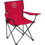 NC State Wolfpack Team-Colored Canvas Chair