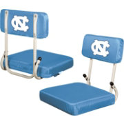 North Carolina Tar Heels Hard Back Stadium Seat