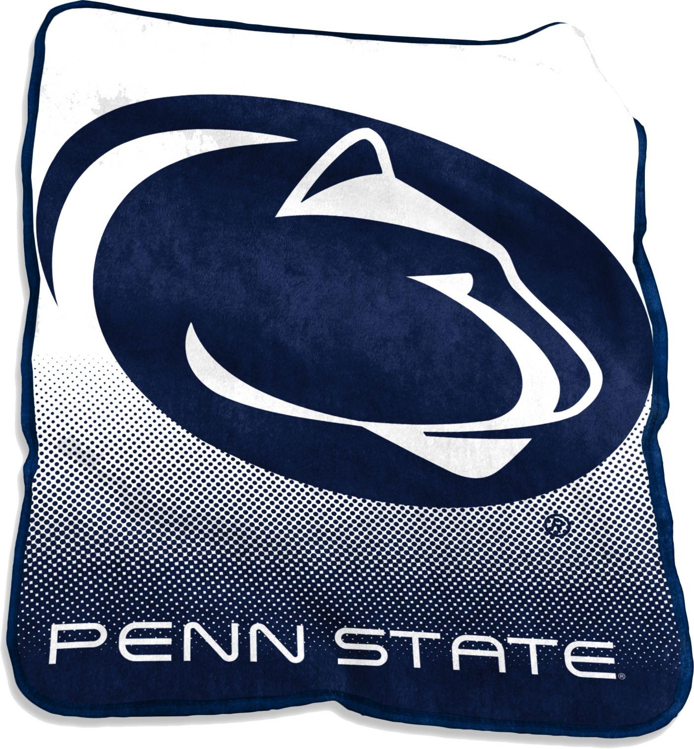 Penn State Nittany Lions Raschel Throw