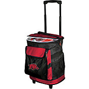 Logo Arkansas Razorbacks Rolling Cooler