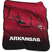 Arkansas Razorbacks Raschel Throw