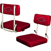 Arkansas Razorbacks Hard Back Stadium Seat