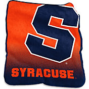 Syracuse Orange Raschel Throw