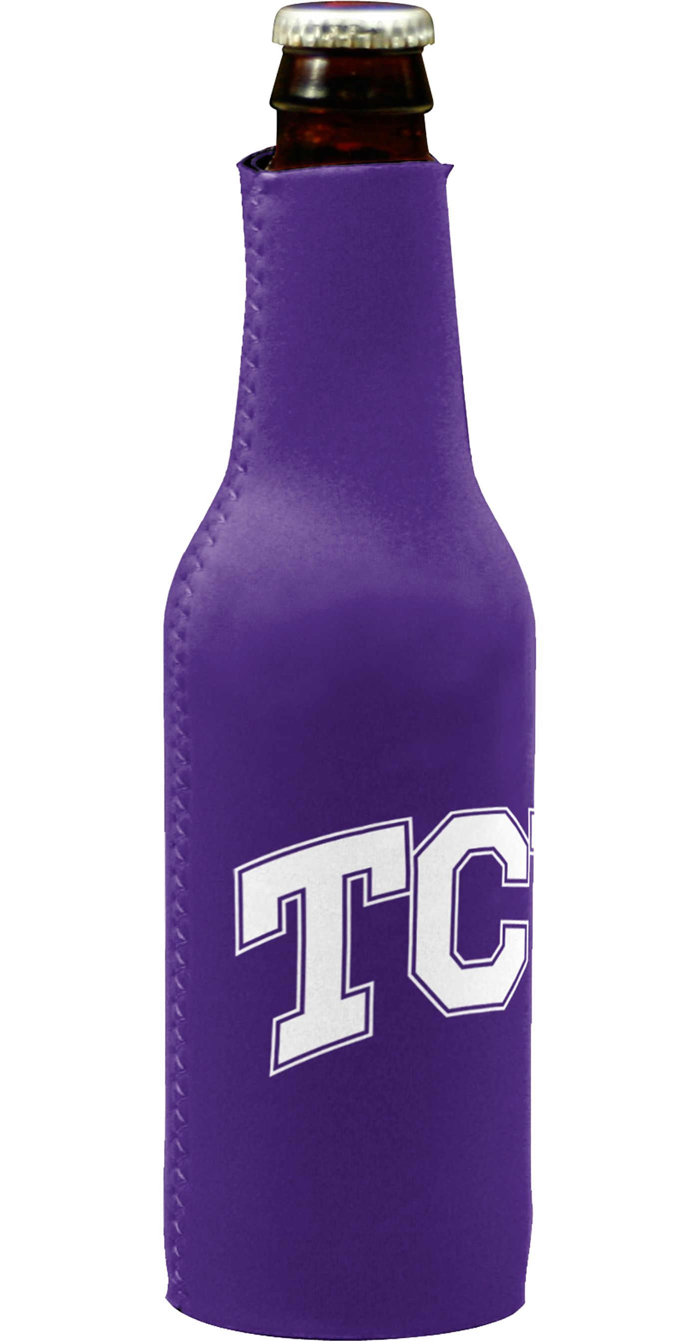 TCU Horned Frogs Bottle Koozie