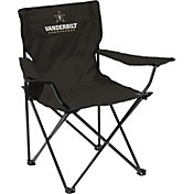 Vanderbilt Commodores Team-Colored Canvas Chair