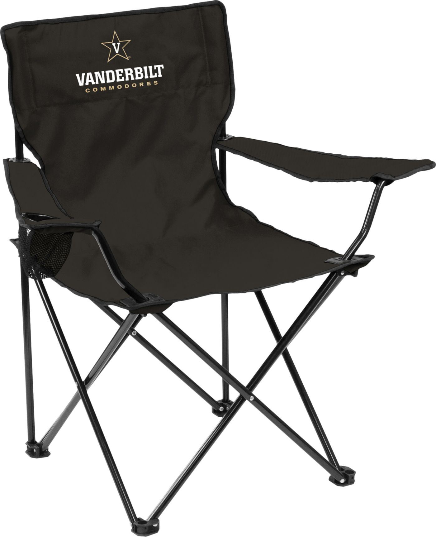 Vanderbilt Commodores Team-Colored Canvas Chair