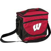 Wisconsin Badgers 24 Can Cooler