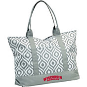 Wisconsin Badgers Ikat Tote