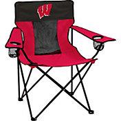 Wisconsin Badgers Elite Chair