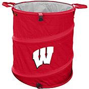 Wisconsin Badgers Trash Can Cooler
