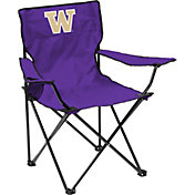Washington Huskies Team-Colored Canvas Chair