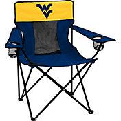 West Virginia Mountaineers Elite Chair